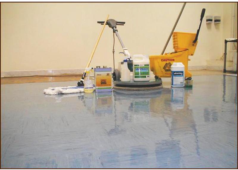 Action 150S phù hợp với nhiều loại sàn