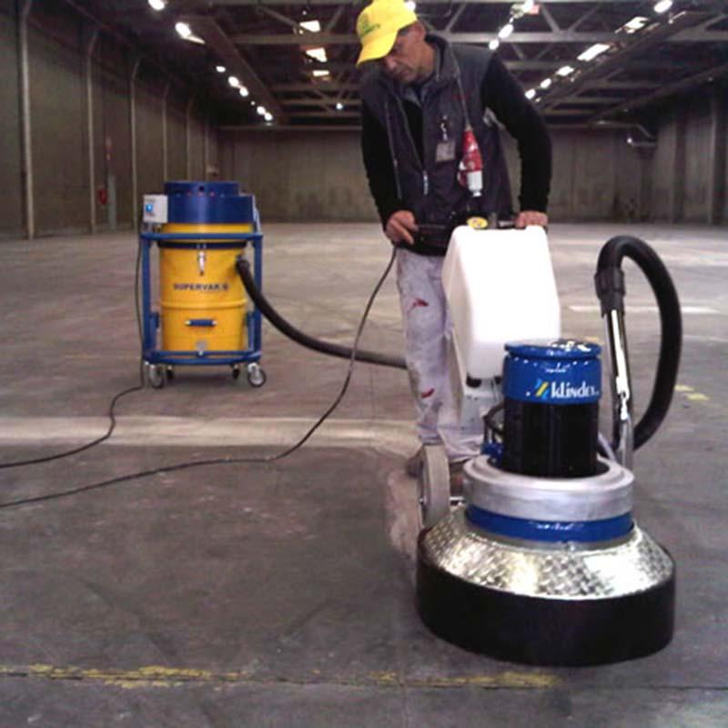 Action 150 hiệu quả cao trong việc đánh tróc sàn