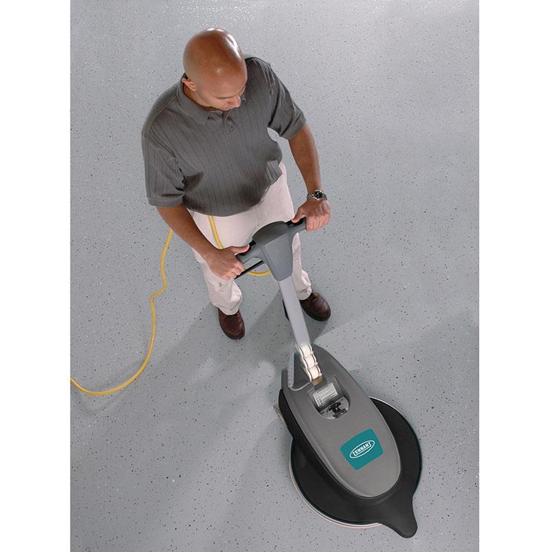 Máy chà sàn Tennant dễ dàng sử dụng