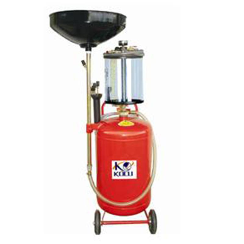 Máy hút dầu thải dùng khí nén