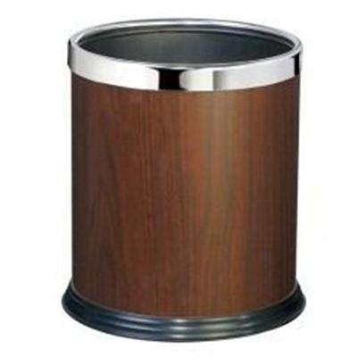 Thùng rác giả vân gỗ