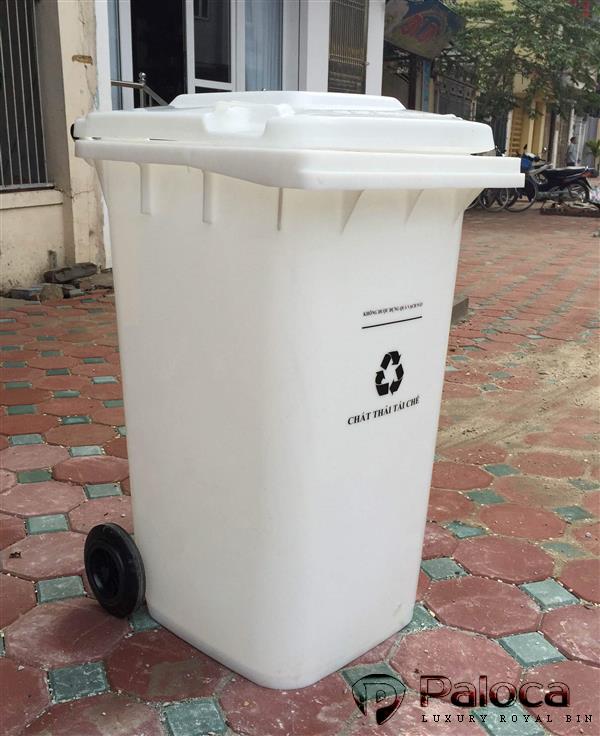 Bán thùng rác y tế màu trắng giá rẻ