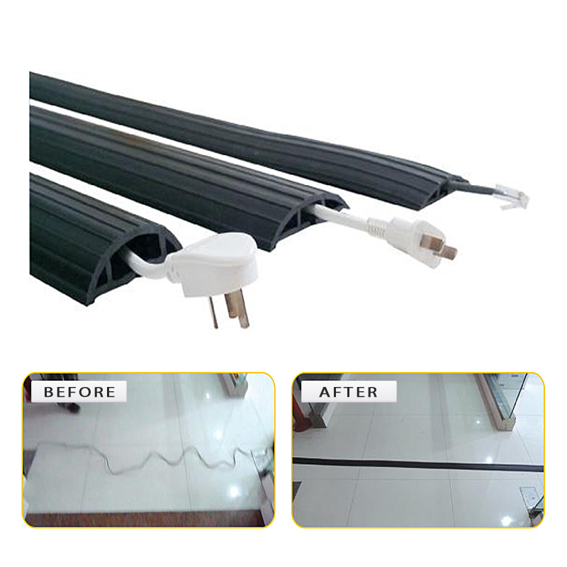 Miếng ốp bảo vệ dây điện bằng nhựa