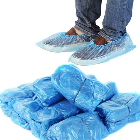 Túi nilon cho máy bọc giày tự động