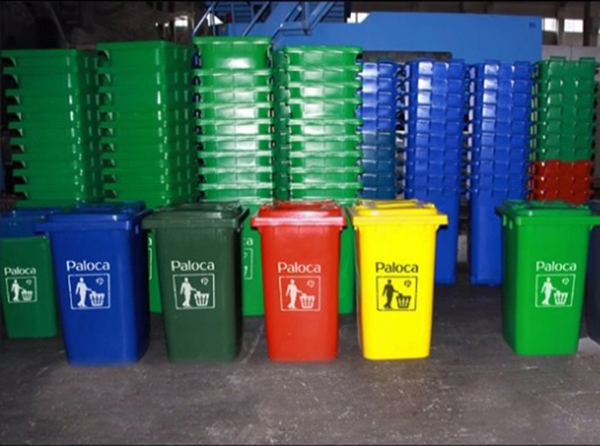 Công ty bán thùng rác tại Bình Thuận