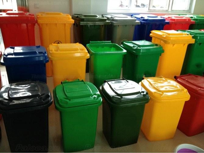 Công ty bán thùng rác tại thành phố Hồ Chí Minh