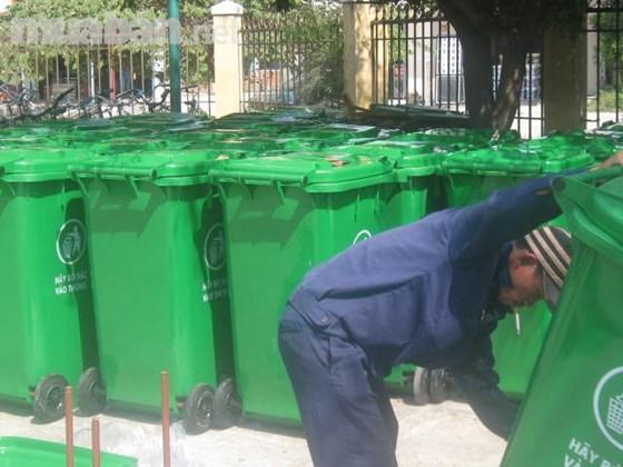 Cung cấp thùng rác tại Đà Nẵng