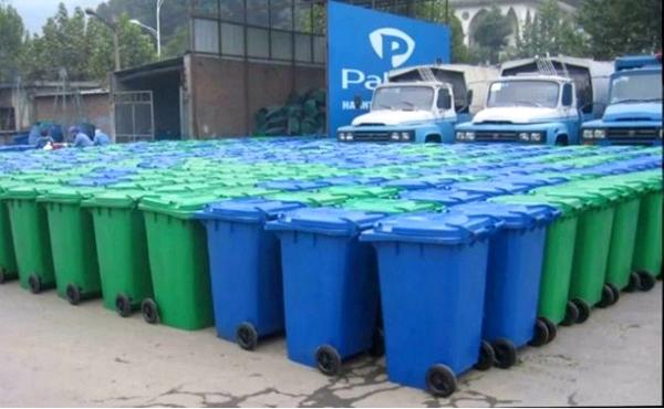 Cung cấp thùng rác tại Hậu Giang