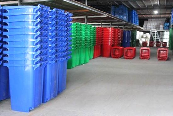 Đại lý bán sỉ thùng đựng rác tại Thái Bình giá rẻ