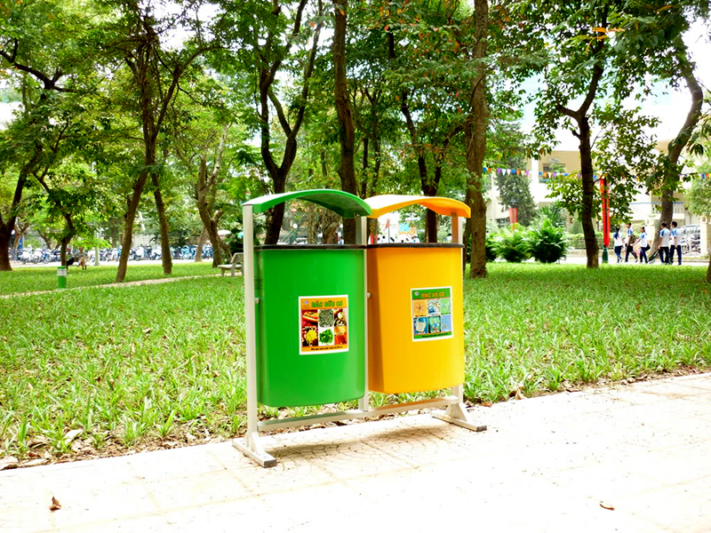 Địa chỉ bán thùng rác tại Đồng Tháp