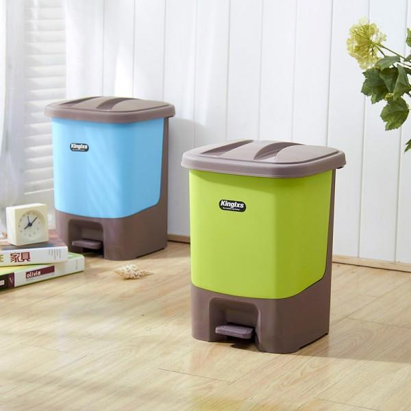 Giới thiệu thùng rác nhựa Hành Tinh Xanh