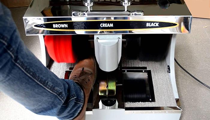 Máy đánh giày Shiny SHN-XD1