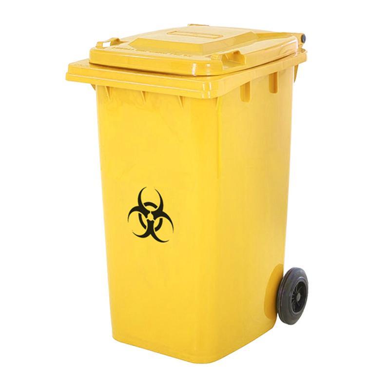 Thùng đựng rác chất thải nguy hại