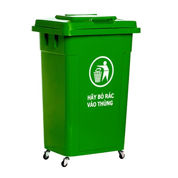 Nơi bán thùng rác 240L, thùng rác nhựa 90L, thùng rác nhựa 60L tốt nhất