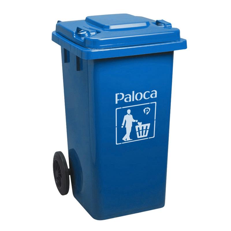 Thùng rác nhựa composite 240 lít nhập khẩu