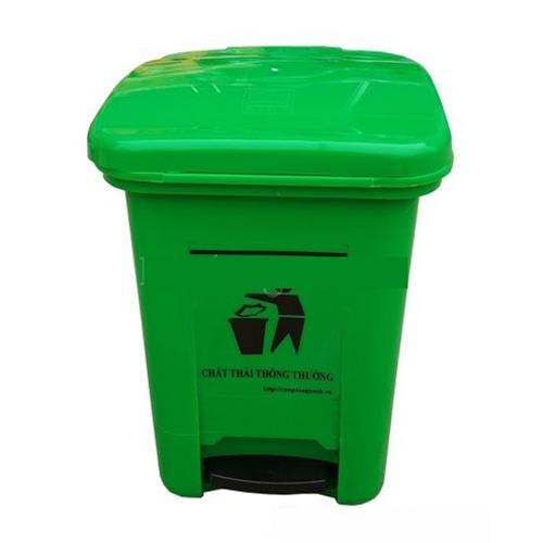 Thùng rác nhựa đạp chân 20 Lít