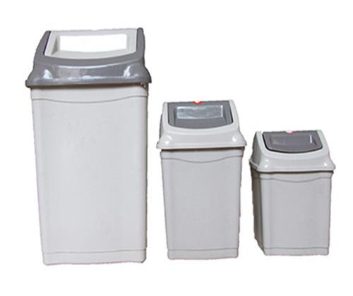 Thùng rác nhựa nắp bập bênh 9 lít