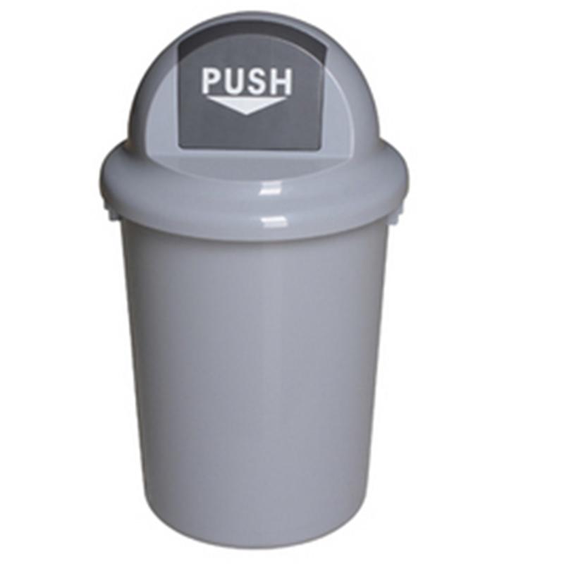 Thùng rác nhựa HDPE không bánh xe