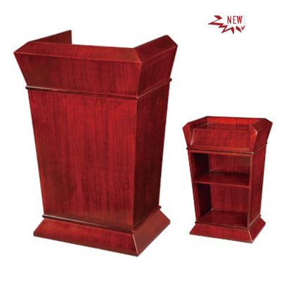 Bục giảng bằng gỗ J53