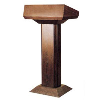 Bục phát biểu bằng gỗ nhỏ gọn J24