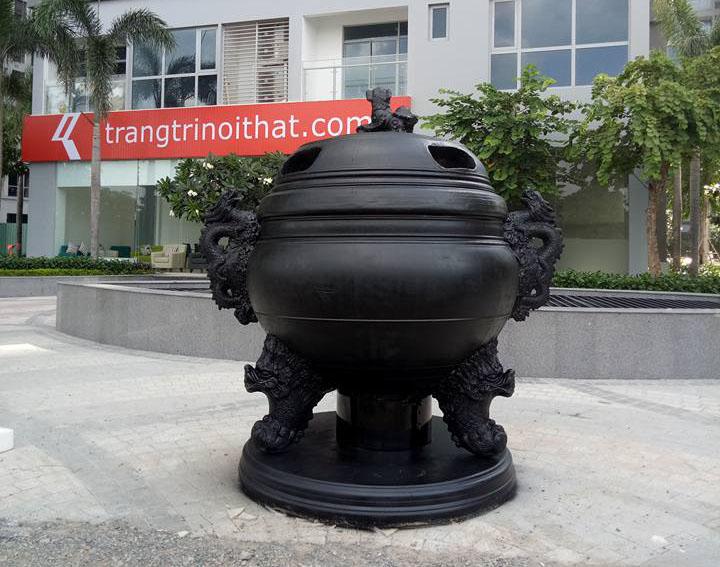 Lò đốt vàng mã bằng bê tông được ưa chuộng nhất Hà Nội