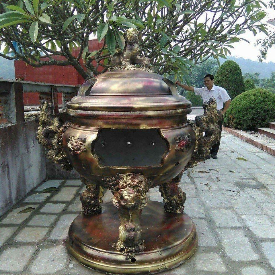 Đỉnh hóa vàng bằng đồng giá rẻ tại Hà Nội