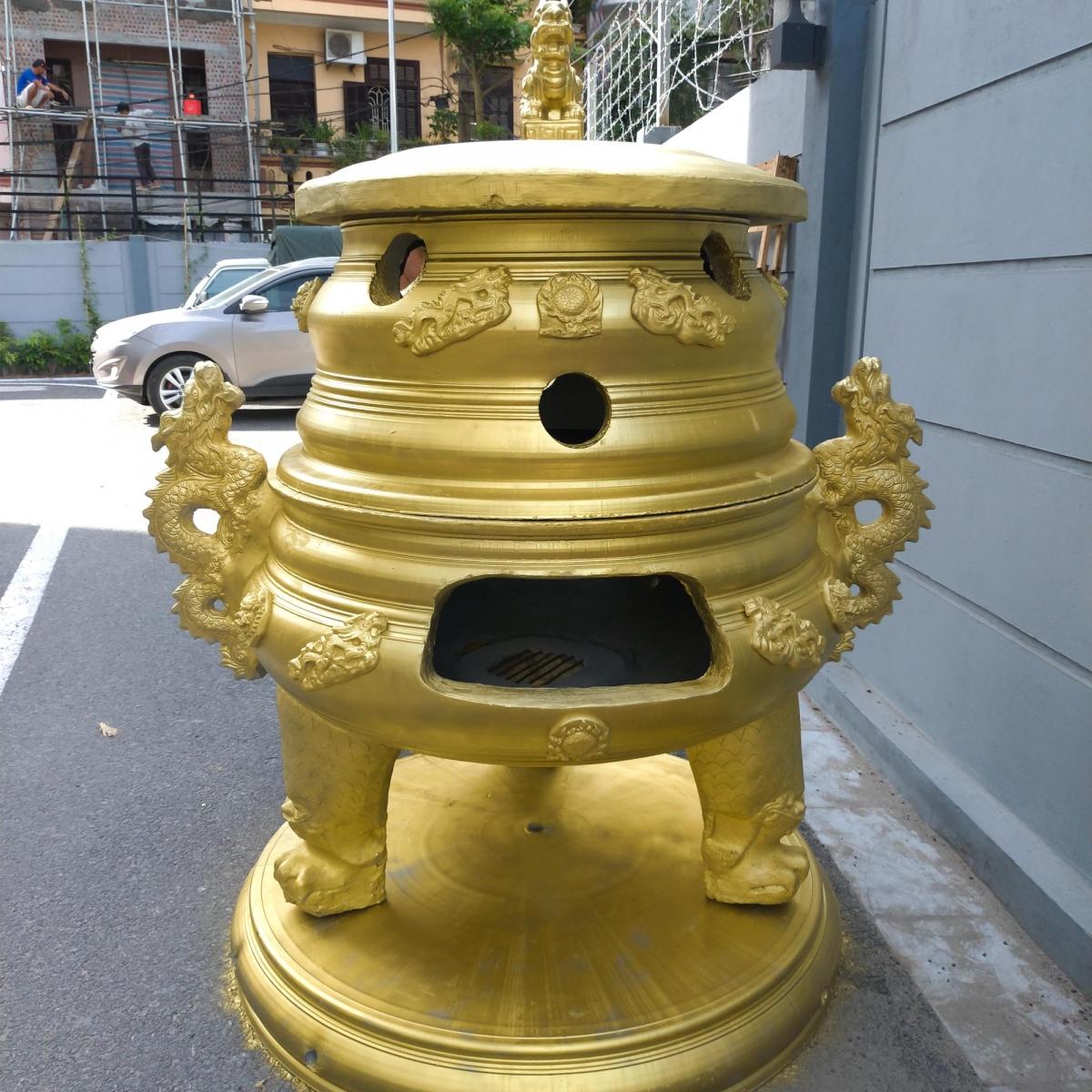 Lò đốt vàng mã chung cư cao cấp giá rẻ tại Hà Nội