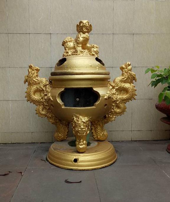 Đỉnh hóa vàng gia đình bằng đồng giá rẻ, chất lượng cao