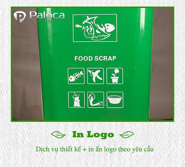 Có thể in logo khẩu hiệu tùy theo nhu cầu của khách hàng