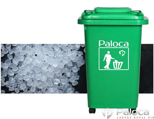 Chất liệu nhựa hdpe cao cấp, giá rẻ