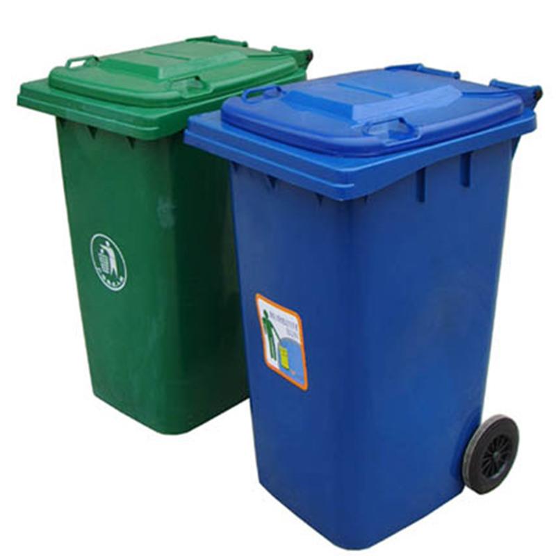 Thùng rác nhựa hdpe 90l