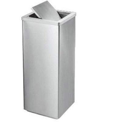 thùng rác inox văn phòng