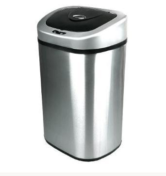Thùng rác inox cảm ứng thông minh