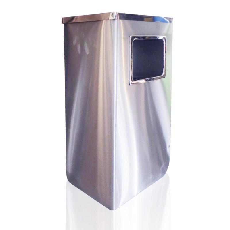 thùng rác inox vuông giá rẻ