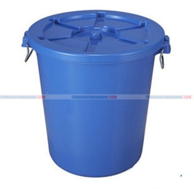 thùng rác nhựa HDPE 110 lít